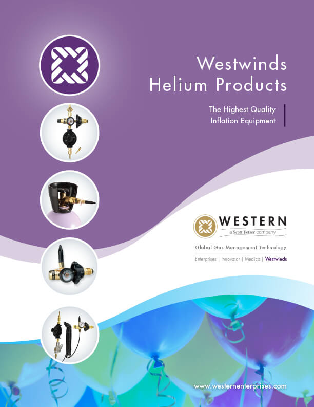 Westwinds Helium Products